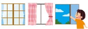 ガラス工事料金表のイメージ